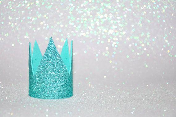 Despedida de solteras costiume, corona de color menta, corona para fiesta - corona para cumpleańos, diadema para pelo de color menta