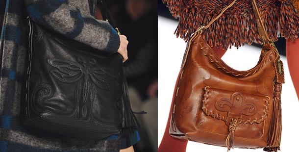 Anna Sui Bags for Coach Fall 2012