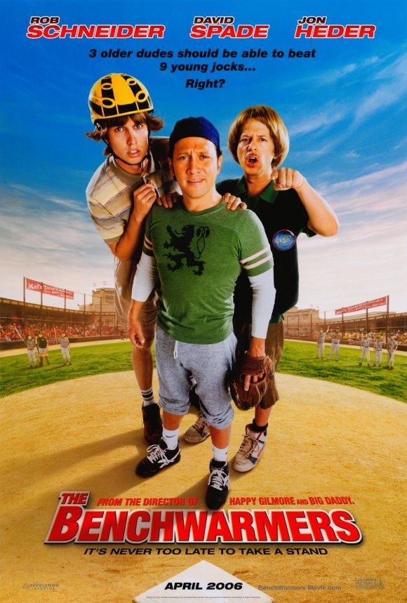 The Benchwarmers 11x17 Movie Poster (2006)