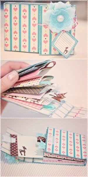Cute mini album...