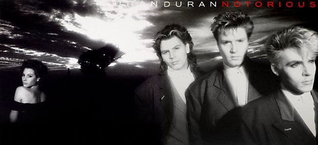 #Duraniversary - on this date, 30 years ago, Duran Duran's NOTORIOUS was released. Listen to the band & Nile Rodgers talk about the making of the album. http://duran.io/2gatHyF