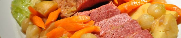 Oven Braised Corned Beef with Irish Beer and Irish Whiskey | Camille Cooks For You