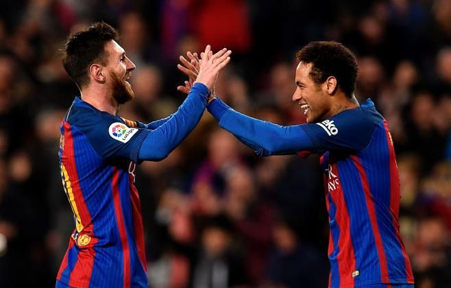 #rumors  'It was a pleasure playing with you!' - Lionel Messi sends Neymar farewell message as Barcelona team-mate nears record-breaking…