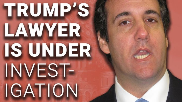 Russia Investigation Now Includes Trump's Personal Lawyer
