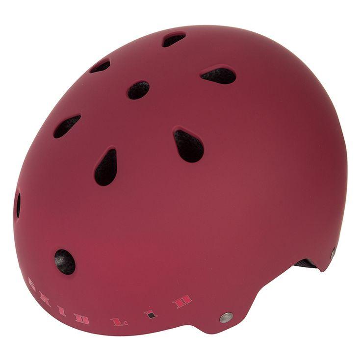 Casco Airius Skate Rojo