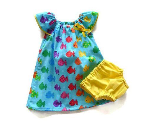 Girls summer dress  baby dress  infant dress  toddler dress