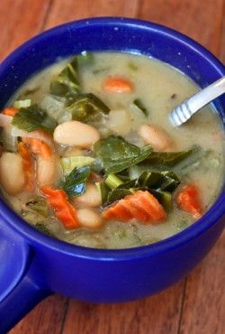 how to make collard green soup