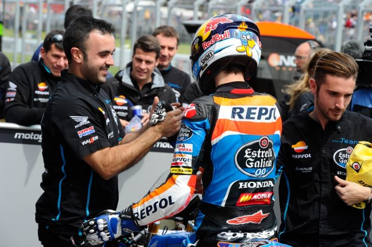 Alex Marquez, Australian MotoGP 2014