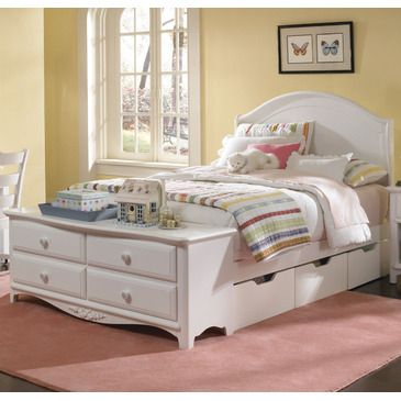 Looking To Maximize Storage Space In Your Princessu0027s Bedroom? Check Out The  Lea Haley Panel