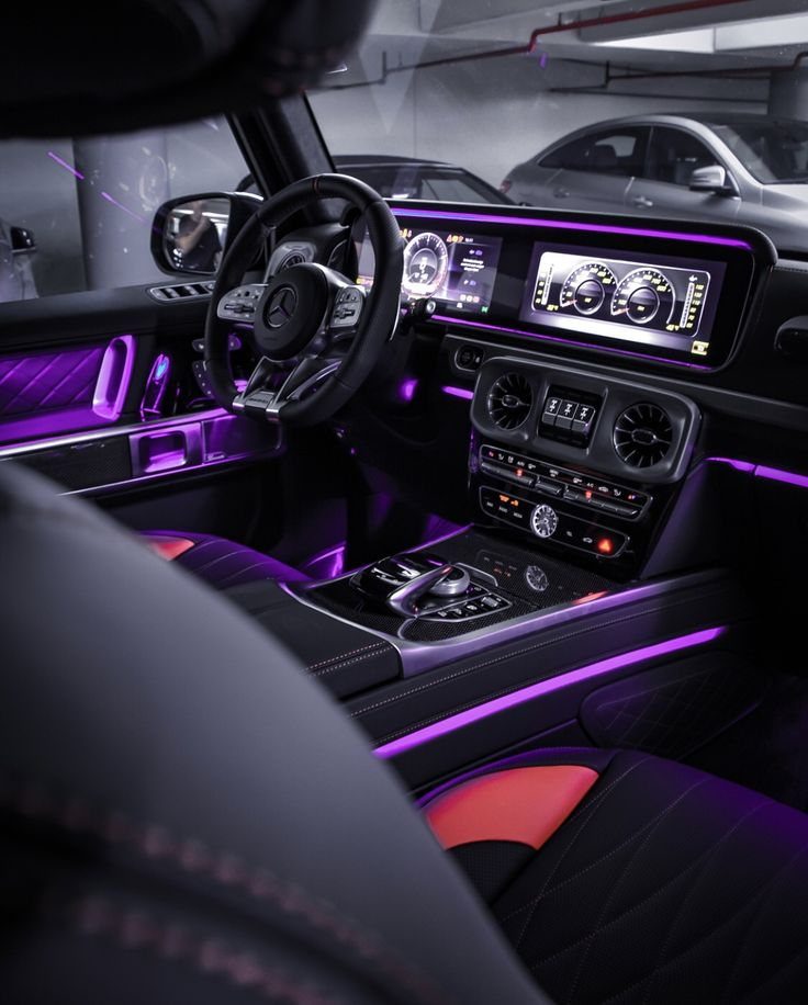 Mercedes Benz G63 2019 Interior At It's Best.