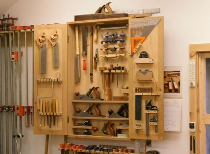 199 Best Images About Workshop Hand Tool Storage On
