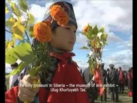 SIBERIA - Khakassia Republic and Abakan city