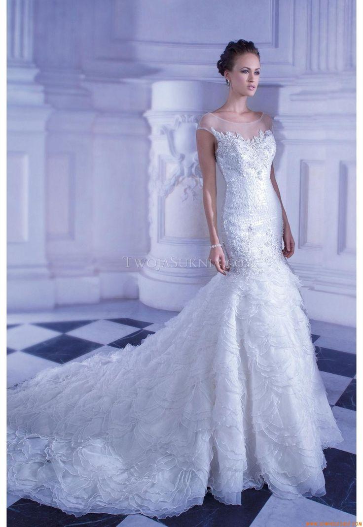 Robe de mariée Demetrios Gr247 Sensualle