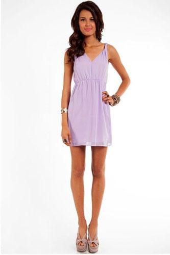 31 best spring dresses images on pinterest short dresses for Purple summer dresses for weddings