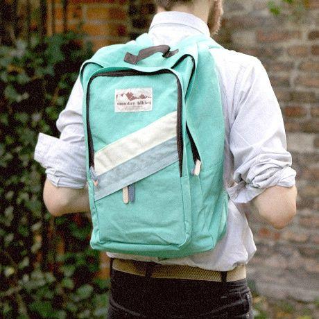 Small Hiking Backpack by Circus Boy Band | MONOQI #bestofdesign