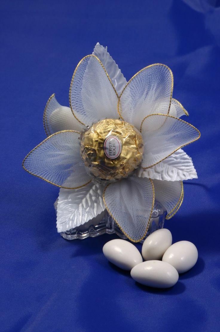 Ferrero Rocher flower