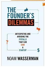 The Founder's Dilemmas #book