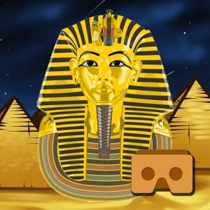 Explore Ancient Egypt from a whole new perspective.
