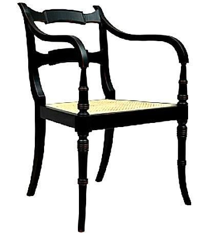 The Adam Armchair by Bungalow 5 | Black