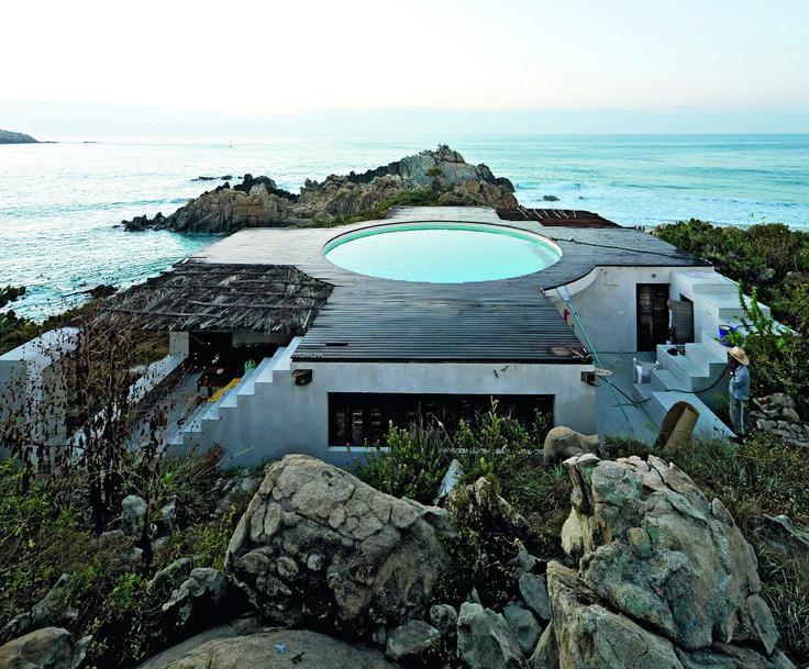 Gabriel Orozco's house-observatory ©Iwan Baan