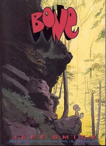 Bone: One Volume signed by Jeff Smith