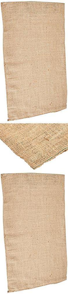 Hessian Bags. LA Linen Burlap Potato Sacks 23x40, Pack 4.  #hessian #bags #hessianbags