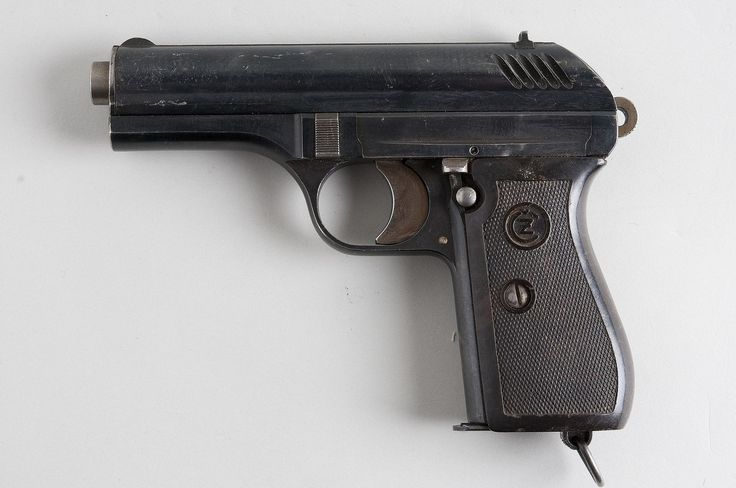 ČZ vz. 27 pistole 7.65mm/.32 ACP