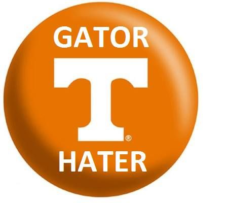 .Big Gator Hater Here