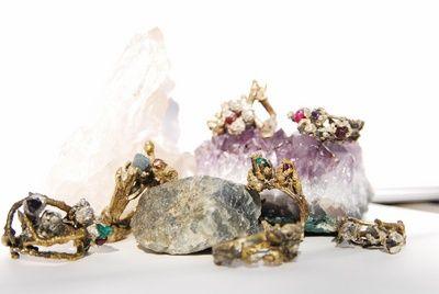 Jewellery by Saori Kita