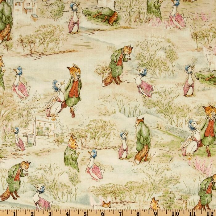 17 best images about nursery shower beatrix potter on for Beatrix potter mural wallpaper