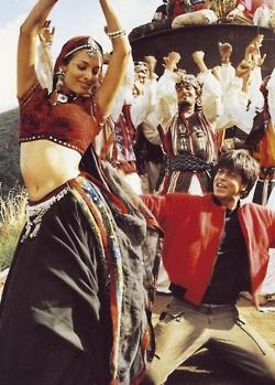 Bollywood dance - I want to do this!