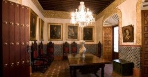 Interior Museo Amparo