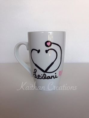 12oz Nurse themed Mug by Kaithan Creations. Can be personalized. Visit my Facebook page to place your order. https://www.facebook.com/kaithancreations/photos/a.477422192457533.1073741846.216663808533374/479418268924592/?type=3