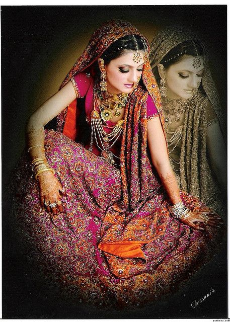 Amazing picture! Aline for Indian weddings