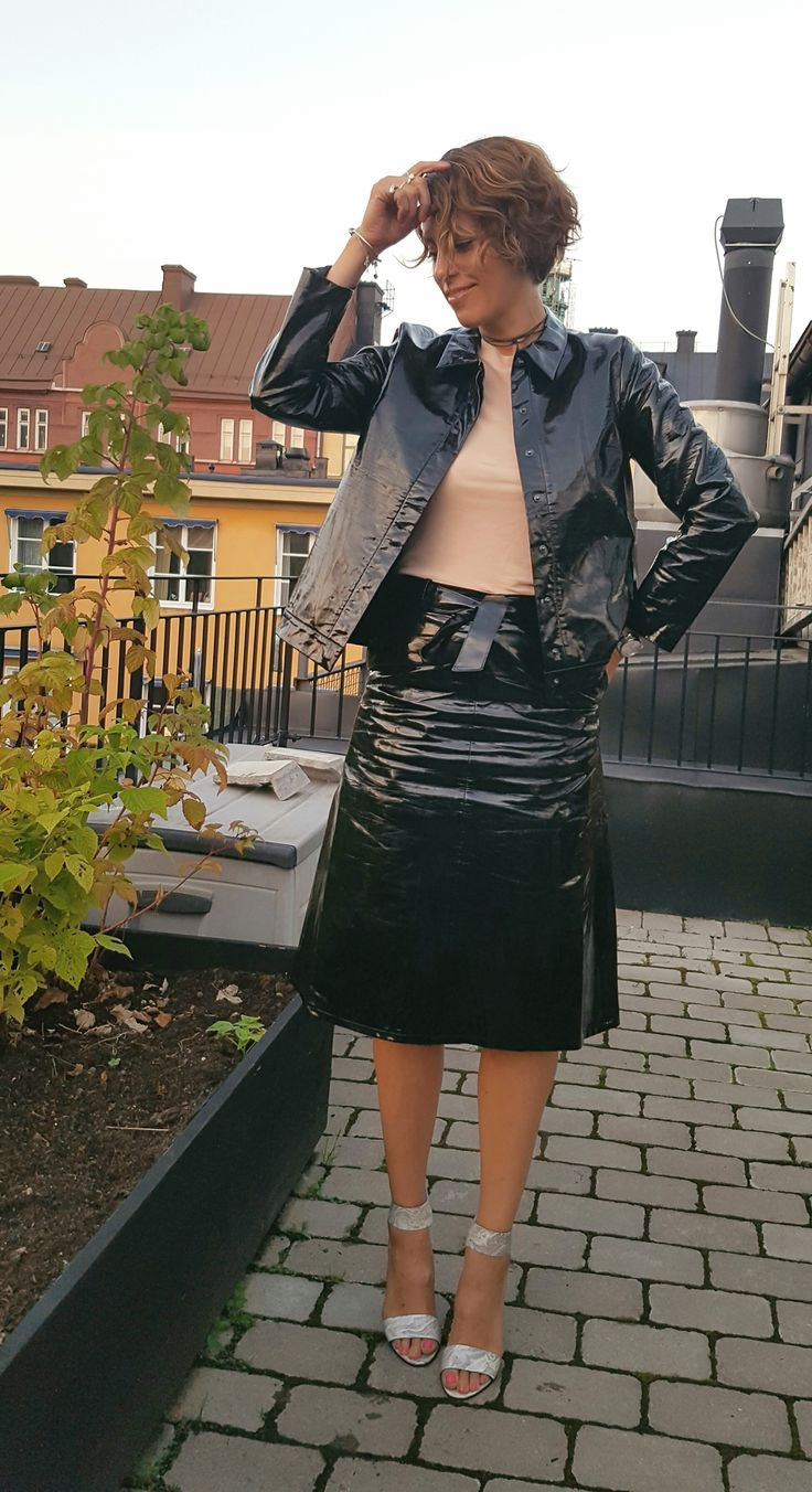 My year in looks! Loads of inspiration and fun outfits of Nina Campioni at ELLE sweden