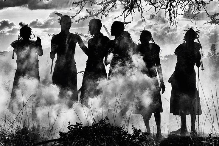 Roberto Nistri  La tribù dei pokot nel villaggio di Amaya, in Kenya.