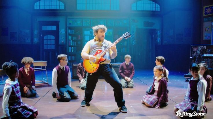 Meet the Insanely Talented Kid Band From Broadway's 'School of Rock' | Rolling Stone  I THINK I CAN NAME ALL OF THEM