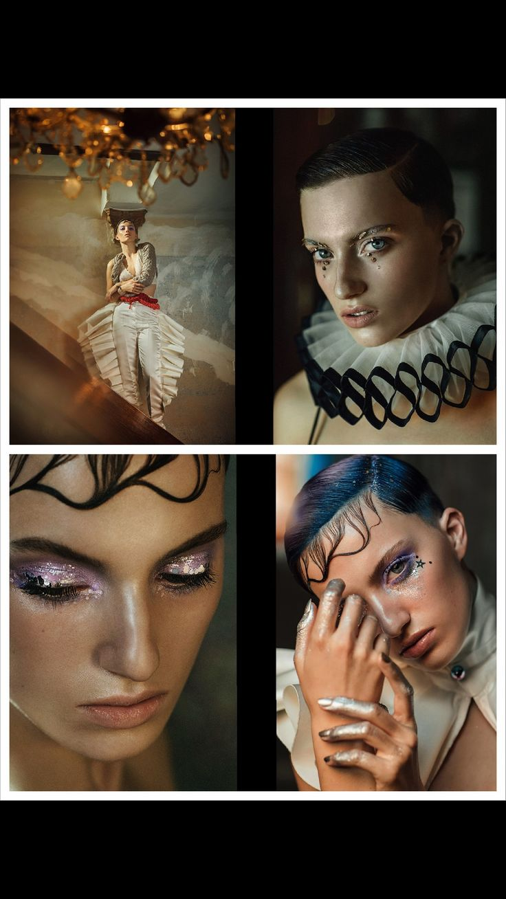 Editorial photography story
