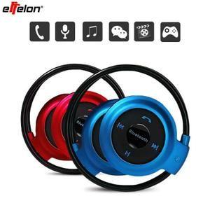 Mini 503 casque stéréo stéréo sans fil Bluetooth carte TF radio FM écouteur multifonction Bluetooth