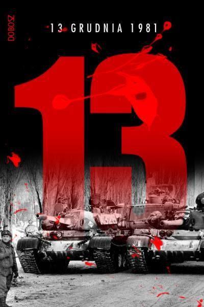 stan wojenny - Martial Law - December 13, 1981