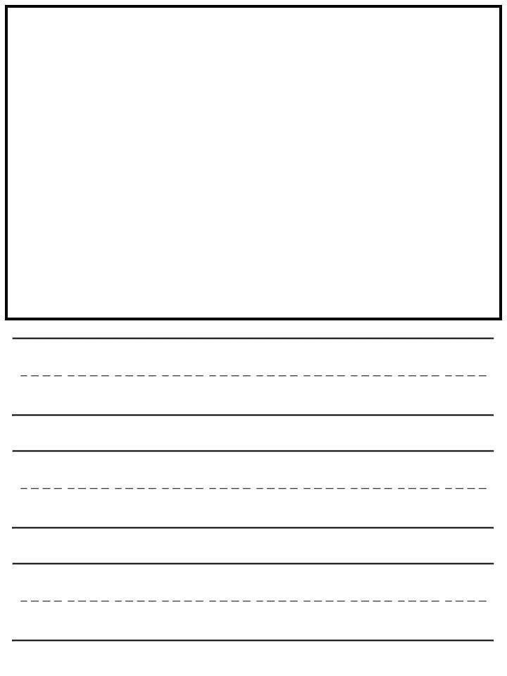 Free Kindergarten Lined Writing Paper Kindermomma Com In 2020 Lined Writing Paper Writing Paper Template Writing Paper Printable