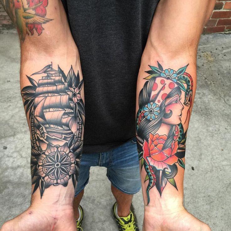 Glücks Tattoo