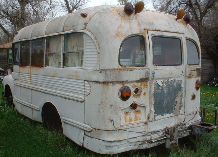 60 Best Old Buses Images On Pinterest