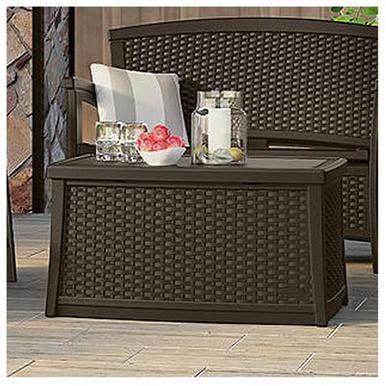 Suncast BMBD3000 30 Gallon Resin Deck Box – Patio & Garden – Products – #BMBD3… – Garden Deck Inspiration