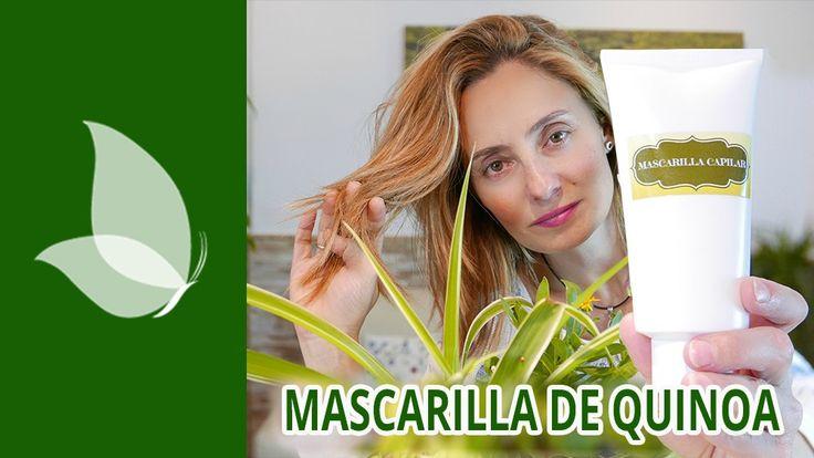 ★★★ MASCARILLA CAPILAR DE QUINOA ★★★ Cabello encrespado, deteriorados by Pilar Nature  http://www.pilarnature.com/blog/?p=2460