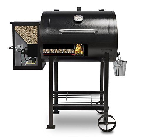 pit boss 71700fb pellet grill with flame broiler 700 sq in wood
