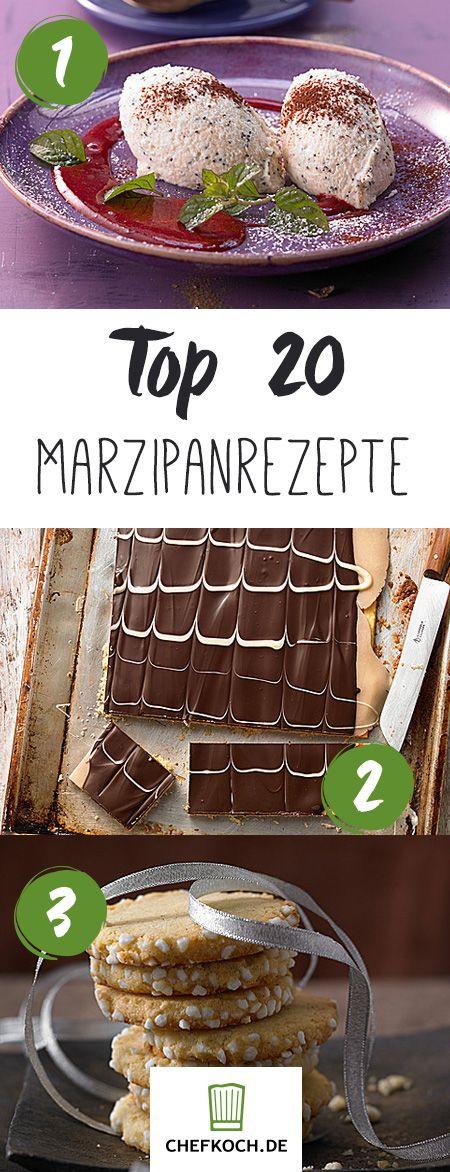 Marzipan: Süßes aus Rosenwasser, Mandeln & Zucker