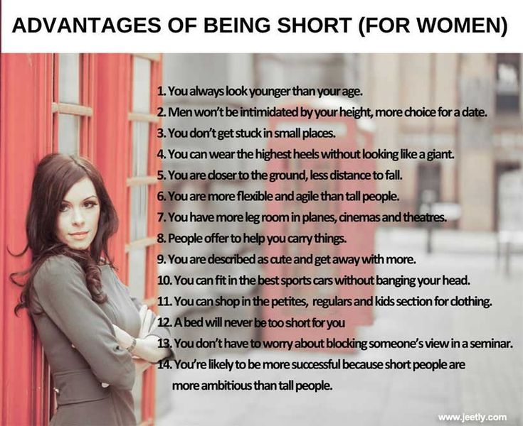 Yes, I'm petite... but that's ok! ADVANTAGES BEING SHORT WOMAN PETITE