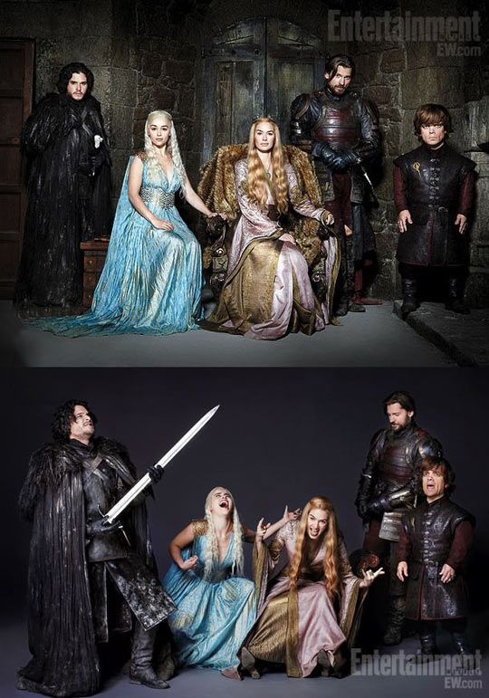 game of thrones cast queens