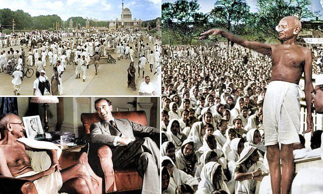 From Gandhi's 1942 Quit India speech to the first day in New Delhi free of British rule, these images chart the country's struggle for sovereignty 70 years after independence was declared.